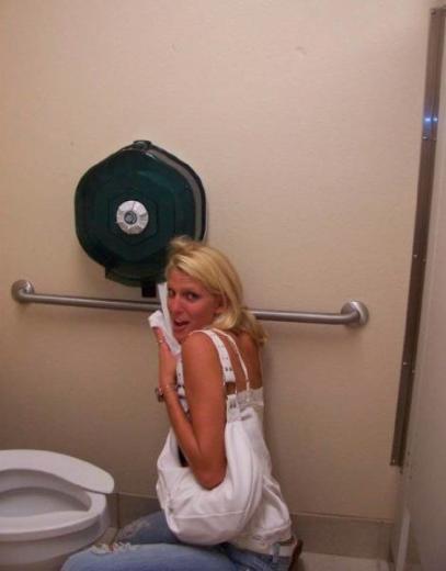 Tuvaletteki Hallerin Paylaşıldığı Sosyal Medya Akımı - 1