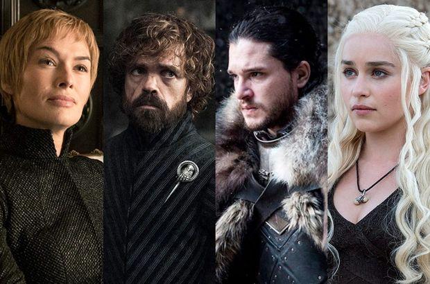 Game of Thrones Oyuncularının Sette Oldukça Eğlendiğini Gösteren 15 Kamera Arkası Paylaşımı - 1