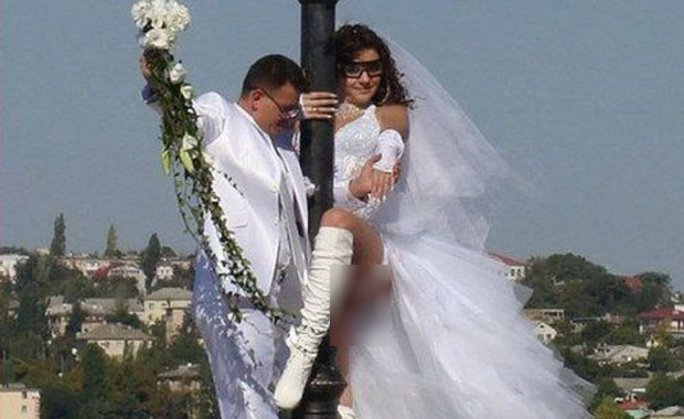 Evlilikten Soğutan Düğün Fotoğrafları - 1