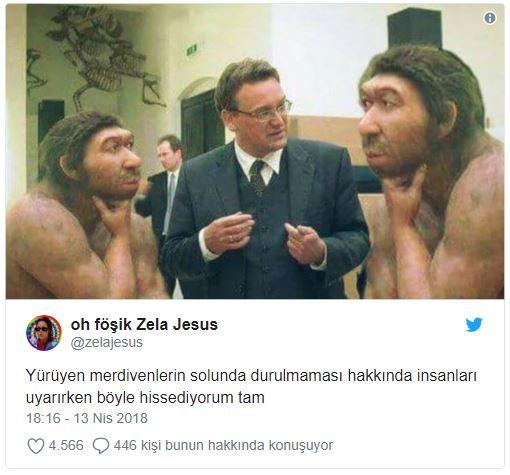 Hepimizin Maruz Kaldığı Olayları Homo Sapiens'lere Anlatan 15 Efso Tweet - 1