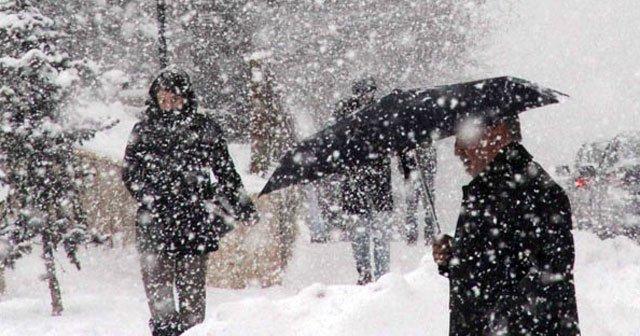 Meteoroloji'den Erken Kar Uyarısı - 2