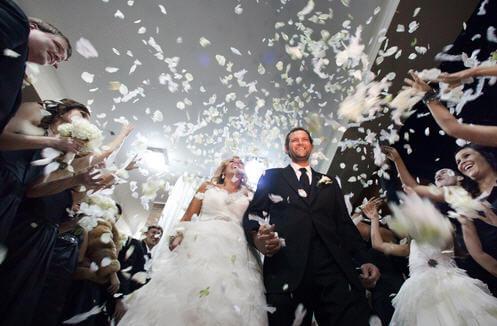 Türk Düğünlerinin Boyut Atladığının Kanıtı Olan 20 Fotoğraf - 1