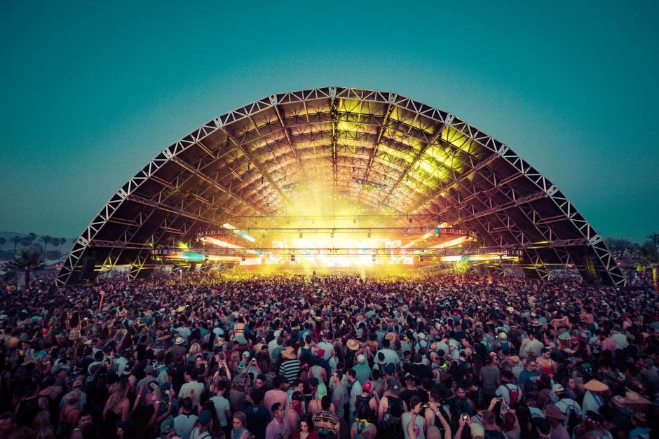 Coachella Festivali Hakkında Bilmeniz Gerekenler - 1