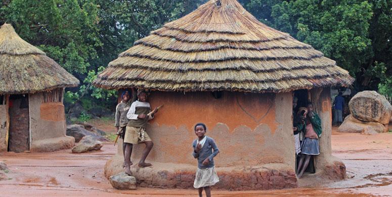 Afrika'nın Hayrete Düşüren Geleneği - 1