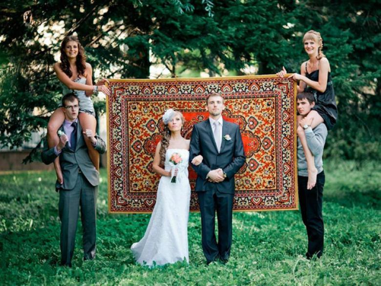 Evliliği Çok Yanlış Anlayan Çiftlerden 15 Düğün Fotoğrafı - 1
