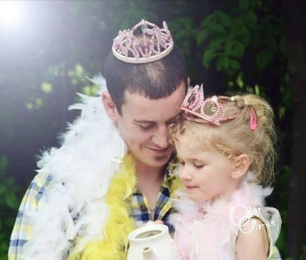 Çılgın Babalar Ve Tatlış Kızlarının Akla Hayale Sığmayan 12 Fotoğrafı - 1