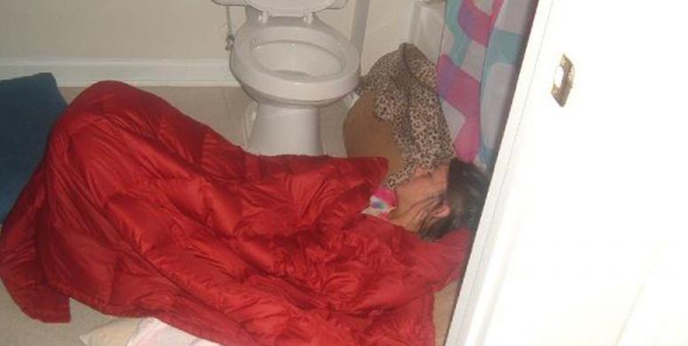 Kadınların Sarhoş Olmasının Yasaklanması Gerektiğini Kanıtlayan Fotoğraflar - 1