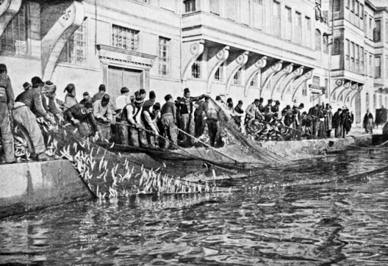 'Eski İstanbul'dan Görülmemiş Eşsiz Manzaralar - 1