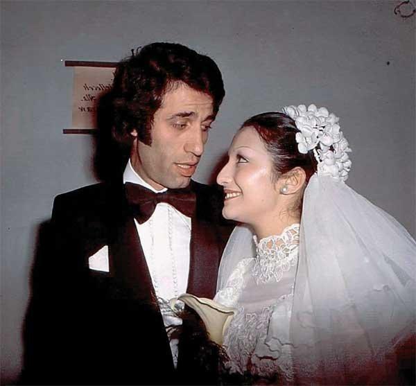 Yıldızların Hiç Görülmemiş Düğün Fotoğrafları - 1