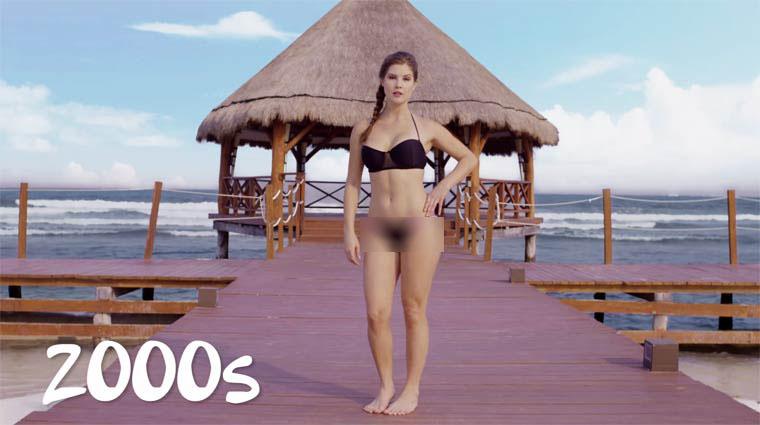 Geçmişten Günümüze Kadar Moda Olmayı Başarmış Bikini Modelleri - 1