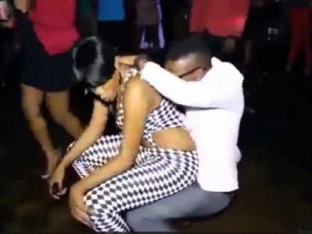 Sosyal Medyada Çok Defa Paylaşılan Amatör Danslar - 1