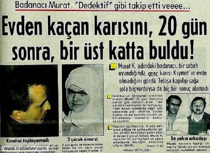 Türkiye'de Meydana Gelen Gelmiş Geçmiş En Komik 15 Haber - 1