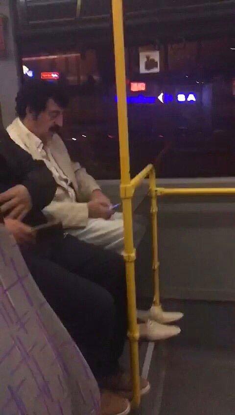 İnsanı Toplu Taşımalardan Soğutan En Sayko 15 An - 1