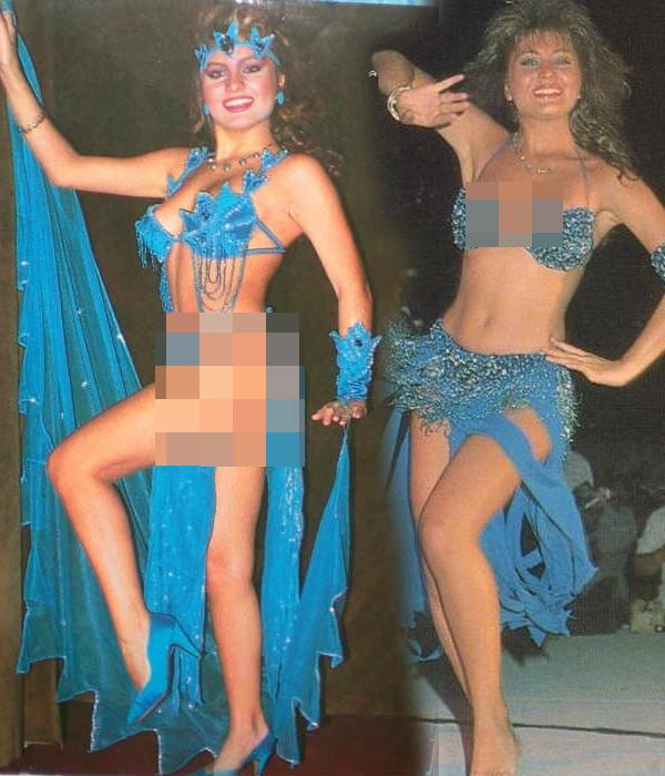 Türkiye'nin En Tanınan Dansözleri - 1
