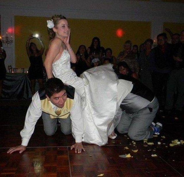 Evlenmekten Soğutan Düğün Fotoğrafları - 1