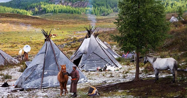 Moğolistan'daki Saklı Dukha Kabilesinden Büyüleyici 15 Fotoğraf