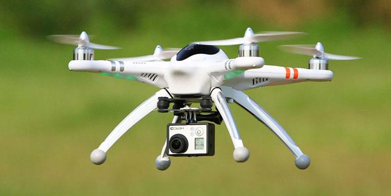 Drone ile Çekilmiş En İyi Fotoğraflar - 1