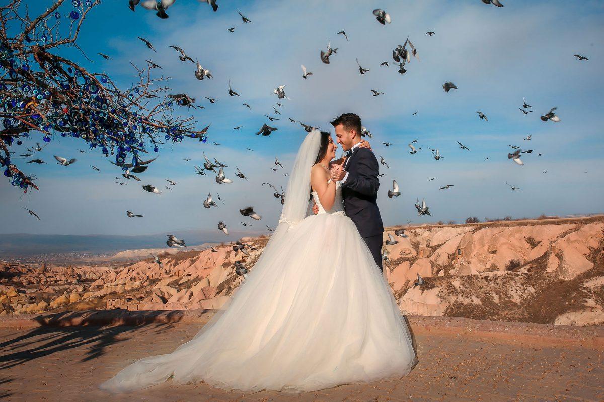 'Ben Semt Düğünü Yapacağım' Diyenlere Birbirinden İlginç 15 Düğün Konsepti - 1
