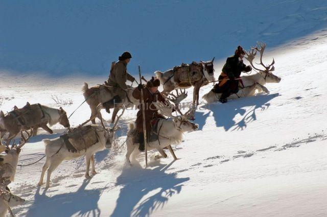 Moğolistan'daki Saklı Dukha Kabilesinden Büyüleyici 15 Fotoğraf - 1