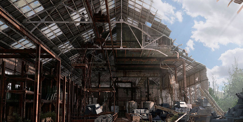Eski Bir Çimento Fabrikasını Şatoya Dönüştüren Mimar! - 1