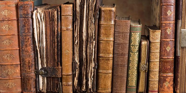 İnsan Derisi İle Kaplı Kitaplar Görenleri Hayrete Düşürüyor - 1