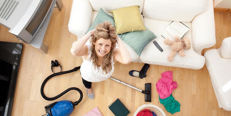 Sadece Ev İşi Yaparak Verdiğiniz Kalori Miktarına Bakın!  - 1