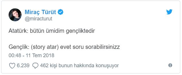 Atatürk'ün Bütün Ümidim Gençliktedir Sözünün Hakkını Veremeyen 13 Davranış - 1