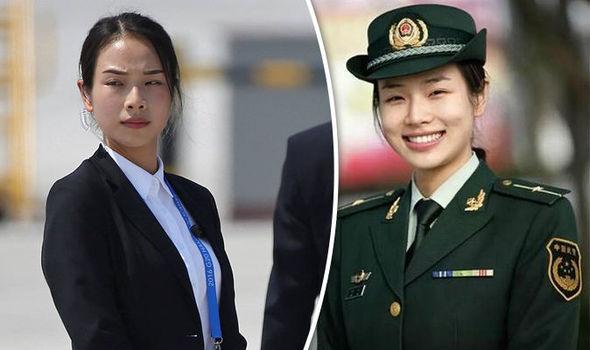 Çinli Güzel Kadın Korumanın Kovulmasına Sebep Olan 15 Fotoğrafı - 1