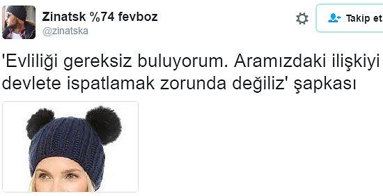 Türklerin Şapka Seçimleri Sosyal Medyayı Salladı - 1