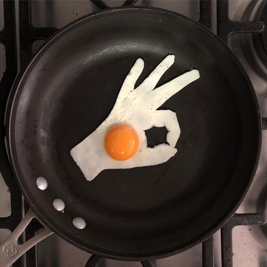 Yumurtanın Sanat Halini Ortaya Koyan 15 Görsel - 1