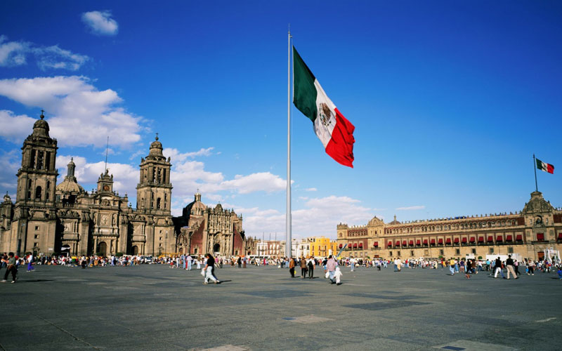 Renkli Ülke Meksika Hakkında Şaşırtacak 15 Bilgi - 1