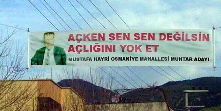 Propaganda Konusunda Dünya Lideri Olduğumuzu Gözler Önüne Seren 17 İddialı Seçim Afişi