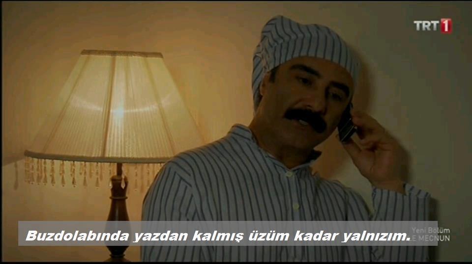 Leyla İle Mecnun'un Maskotu Erdal Bakkal'dan Hafızalara Kazınan Replikler - 1