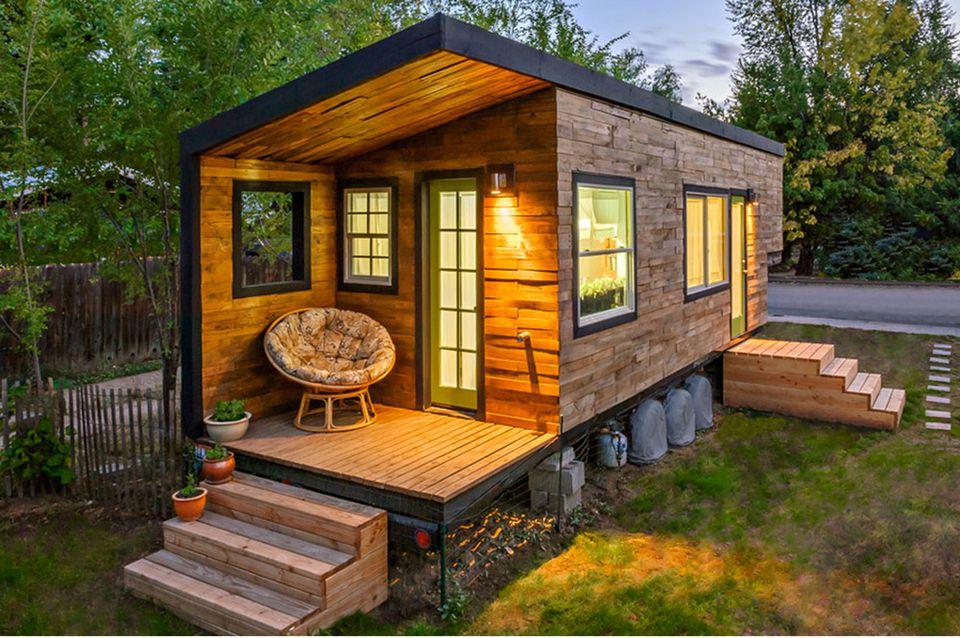 'Sen Büyüyünce Ev mi Olacaksın?' Diyeceğiniz Tatlılıkta Minik Evler ile Tanışın - 1