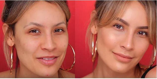 Sosyal Medyanın Dünyaca Ünlü Makyaj Youtuberlarının Makyajdan Öncesi ve Sonrası Halleri - 1