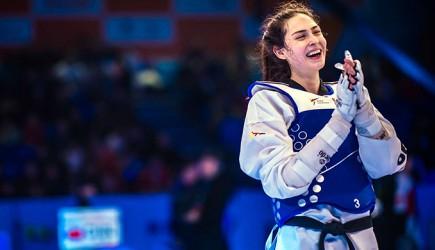 Avrupa Tekvando Şampiyonası'ndaki Gururumuz: İrem Yaman