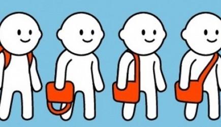 Çanta Taşıma Şekliniz Karakterinizi Yansıtıyor!