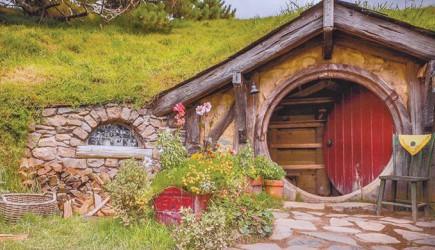 Sivas'ta Yükselen 'Hobbit' Evleri Yoğun İlgi Görüyor!