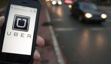 Uber Yeni Bir Sektöre Adım Attı