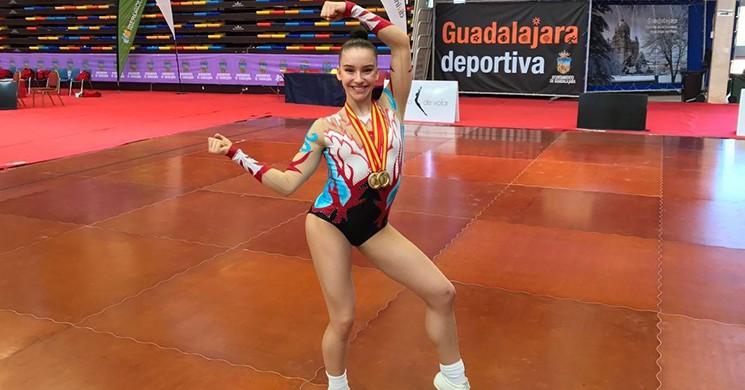 Gymnasiade 2018'den Gümüş Madalya İle Dönerek Bizleri Gurulandıran Ayşe Begüm Onbaşı