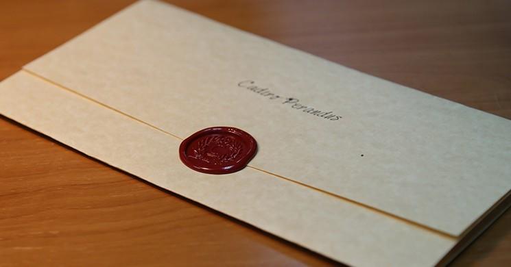 İtalya'da 91 Yıl Önce Postalanan Mektup Adresine Yeni Ulaştırıldı