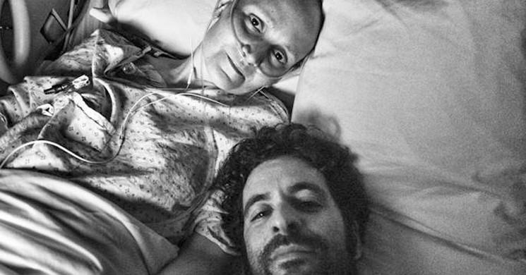 Kanser Eşini Fotoğraflayarak Herkesi Duygulandıran Fotoğrafçı