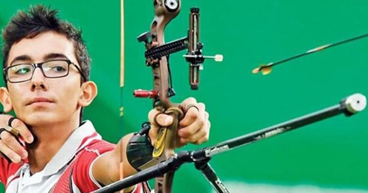 Milli Okçumuz Mete Gazoz Dünya Kupası'nda Altın Madalya Aldı