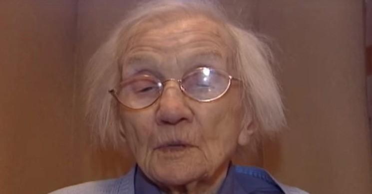 Yüzdokuz Yaşındaki Kadının Uzun Yaşamak İçin Verdiği Sır Duyanları Şoke Etti!
