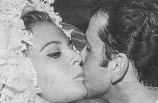 Ünlü İsimlerin Evlilik Fotoğrafları