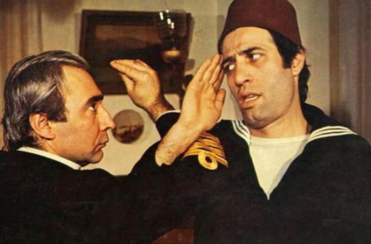 Kemal Sunal ve Şener Şen'in Usta Oyunculukları