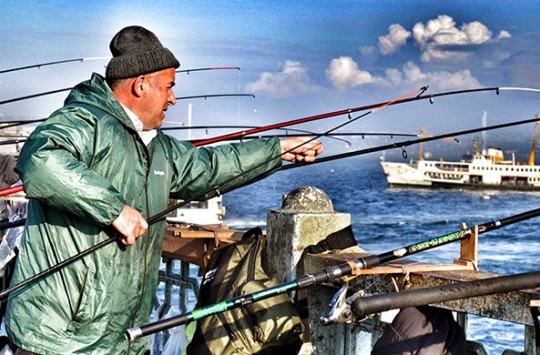 Balık Avlamada Çığır Açan Dayımız