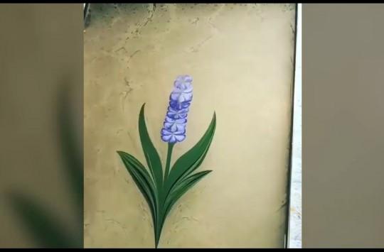 Ebru Sanatıyla Oluşturulan Müthiş Görsel Şölen