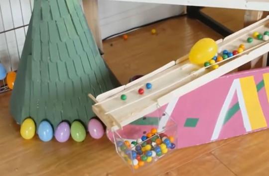 Evine Kurduğu Düzenekle Şaşkınlık Yaratan Fenomen: Zach King