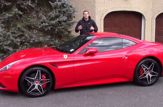 Kendi Ferrari'sini Kendi Yapan Genç
